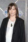 """Lucy Lawless. Arriving at the  Premiere of """"Bedtime Stories"""" at the El Capitan Theater in Los Angeles, CA on December 18, 2008 Royalty Free Stock Photos"""