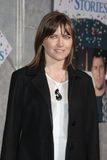 """Lucy Lawless. Arriving at the  Premiere of """"Bedtime Stories"""" at the El Capitan Theater in Los Angeles, CA on December 18, 2008 Royalty Free Stock Photography"""