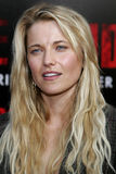 Lucy Lawless. At the Los Angeles premiere of `The Grudge 2` held at the Knott`s Scary Farm in Buena Park, California, United States on October 8, 2006 Stock Images