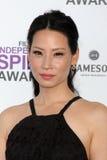 Lucy Liu imagens de stock royalty free