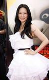 Lucy Liu imagen de archivo libre de regalías