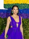 Lucy Liu en Tony Awards 2019 fotografía de archivo