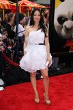 Lucy Liu. At the 'Kung Fu Panda 2' Film Premiere, Chinese Theater, Hollywood, CA. 05-22-11 Royalty Free Stock Photos