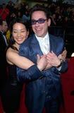 Lucy Liu,Robert Downey Jr Stock Photos