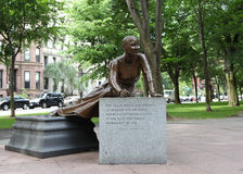 Lucy Stone Statue Photos stock