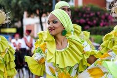 Lud grupa Kuba Fotografia Stock