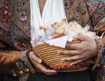 Lud Sardinia obrazy royalty free