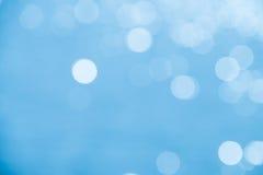 Luddigt blått vatten vektor illustrationer