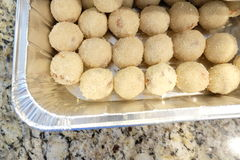 Luddu sweet. Yummy luddu Indian sweet for your savor Royalty Free Stock Photos