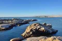 The Luderitz bay, Namibia Stock Photography