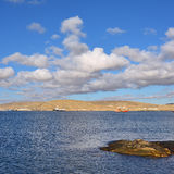 The Luderitz bay, Namibia Stock Images