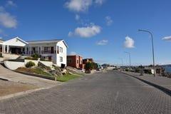 Luderitz, Namibia, Afryka Obrazy Royalty Free