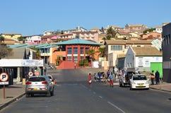 Luderitz, Namibia, Afryka Zdjęcie Stock