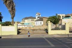 Luderitz, Namibia, Afryka Obrazy Stock