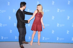 Ludivine Sagnier and Dominic Cooper Stock Images