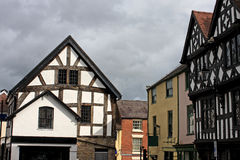 Ludlow architecture Stock Photo