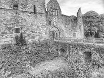 Ludlow Castle, Shropshire. ENGLAND. Norman castle built 1066 -1085 Royalty Free Stock Images