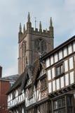 Ludlow Church, UK Royalty Free Stock Image