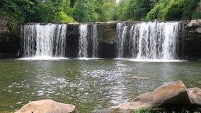 Ludlow Falls Loop stock video