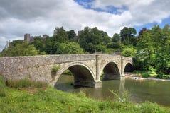 Ludlow, Shropshire Zdjęcie Stock