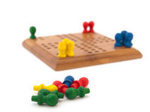 Ludo royalty free stock images