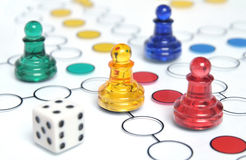 Ludo Stock Photography