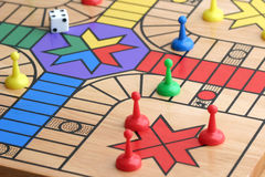 Ludo Stock Images
