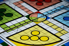 Ludo Board Stock Images