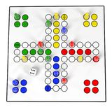 Ludo game Royalty Free Stock Photography
