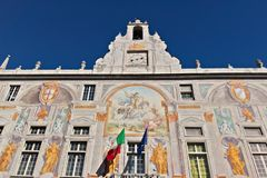 ludob?jczy Pa?ac San Giorgio obrazy royalty free
