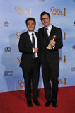 Ludovic Bource, Michel Hazanavicius Stock Image