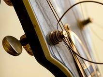 Ludowa gitara Zdjęcie Stock