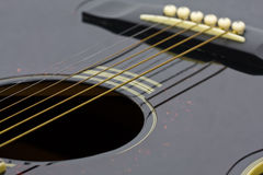 ludowa gitara Obraz Stock