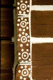 ludowy ornament obraz stock