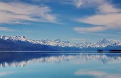 Ludowy strumień, Newzealand obrazy royalty free