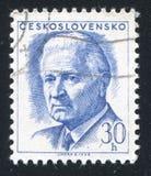 Ludvik Svoboda Stock Images