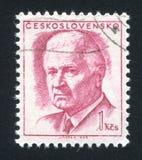Ludvik Svoboda Royalty Free Stock Image