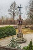 Ludwig of Bavaria Monument. Monument by Starnberg lake of Ludwig of Bavaria, Germany Royalty Free Stock Image