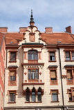 Ludwig Hof in Maribor, Slovenia. Ludwig Hof, corner of Postna street and Main square in Maribor, Slovenia Stock Images