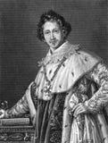 Ludwig I van Beieren Stock Foto