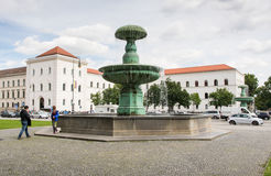 Ludwig Maximilian University of Munich Stock Images