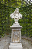Ludwig monument. In the park of Linderhof palace. Bavaria, Germany Royalty Free Stock Image