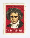 Ludwig van Beethoven Royalty Free Stock Photo