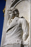 Ludwig van Beethoven Royalty Free Stock Photography
