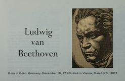 Free Ludwig Van Beethoven Composer Royalty Free Stock Photos - 141520788