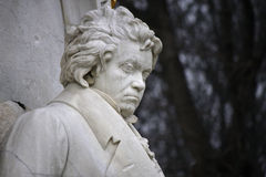 Ludwig van Beethoven Stock Images