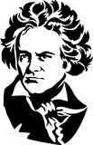 Ludwig Van Beethoven/ENV Photos stock