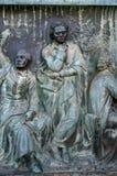 Ludwig Van Beethoven statue. Stock Photography