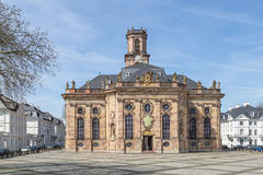 Ludwigkirche Royalty Free Stock Photo