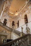 Ludwigsburg宫殿 免版税图库摄影